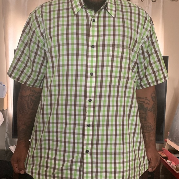 Beverly Hills Polo Club Other - 2 for $10 Men's Short Sleeve Button Down